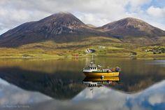 Schottland Isle of Sky von Martina Schikore