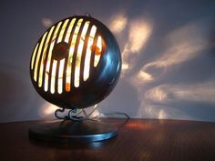 The Victron Moonfire Lamp