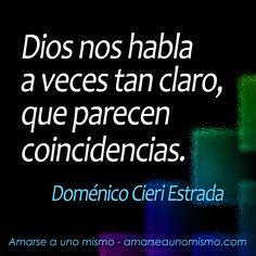 El azar no existe, Dios no juega a los dados con el mundo. (Albert Einstein)
