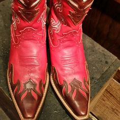 ~Ariat Cowgirl~Dahlia Style Boots made for dancing in Ariat Shoes Heeled Boots