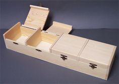 FA-1471 Drevená krabica - Real hobby - Kreativ shop - hobby obchod