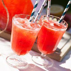 Kesäinen mansikkajuoma - Reseptejä