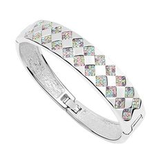 Swarovski crystal bracelet happiness magic  From Crystaljewelryuk.com