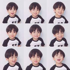 kawaii Bebe Mamang 可愛い ღ Hong Eunwoo Cute Baby Boy, Cute Little Baby, Little Babies, Cute Boys, Cute Asian Babies, Korean Babies, Asian Kids, Japanese Babies, Cute Babies Photography