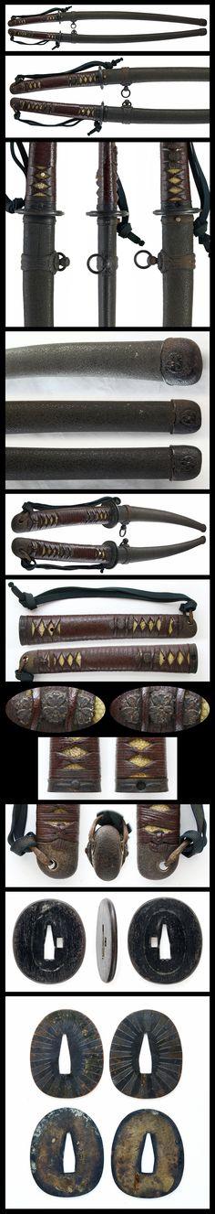 Katana: Mumei (Army Gunto Koshirae) | Japanese Sword Shop Aoi-Art.