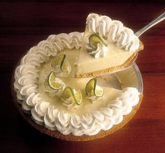 decorating a pie with whipped cream - Google Search
