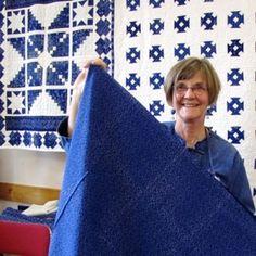 Kekfesto Cotton: Hand-dyed blue print fabrics from Hungary Indigo Prints, Blue Prints, Print Fabrics, Hungary, Printing On Fabric, Folk, Blue And White, Europe, Textiles