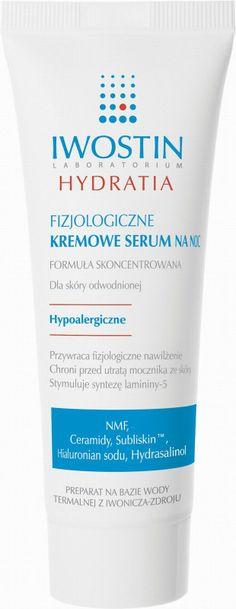 Iwostin, Hydratia, Fizjologiczny krem z ceramidami SPF 15  (30zł / 150ml)