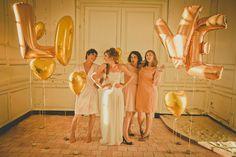 Un beau jour : Coralie & Morgan   Blog mariage, Mariage original, pacs, déco