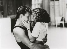 Patrick Swayze As Johnny Castle in Dirty Dancing (1987)