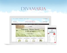 "Check out my @Behance project: ""Cosmetics store - DivaMaria"" https://www.behance.net/gallery/45434085/Cosmetics-store-DivaMaria"