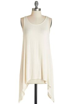 Out of the Box Office Top in Cream