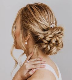 Prom Hairstyles For Long Hair, Dance Hairstyles, Homecoming Hairstyles, Hairstyles For Bridesmaids, Prom Hairstyles Updos For Long Hair, Beach Wedding Hairstyles, Beidesmaid Hair, Bridesmaids Updos, Bridesmade Hairstyles
