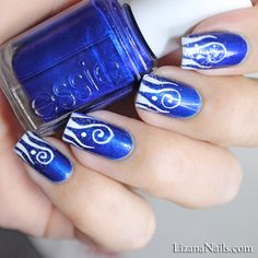 Instagram photo by lizananails #nail #nails #nailart