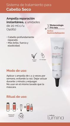 Natura Cosmetics, 3, Facebook, Tips, Shop, Outfits, Dry Hair, Mariana, Hair Care