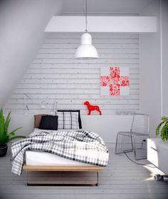 Quarto cinza - dcoracao.com - blog de decoração e tutorial diy