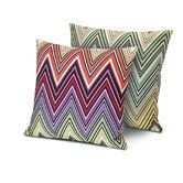 Found it at AllModern - Kew Cushion from Missoni $235