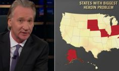 Bill Maher Highlights Extent Of Opioid Abuse In Donald Trump-Voting States | The Huffington Post