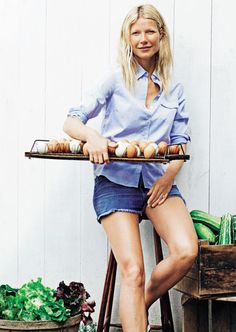 [Gwyneth Paltrow by Ditte Isager]