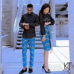 African Pre-wedding Photoshoot Pictures 2019 - Reny styles African Pre-wedding Photoshoot Pictures A pre-wedding photo-shoot, generally referred to as an assurance shoot, is a photo shoot that usually take. African Male Suits, African Dresses Men, African Fashion Ankara, Latest African Fashion Dresses, African Print Fashion, Africa Fashion, African Attire, African Wear, Couples African Outfits