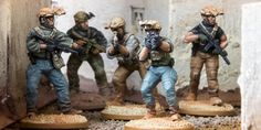 All Things Tabletop: First Look - Spectre Miniatures - Miniatures