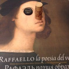 #GoldSmilesBySilver #Italian Wine with German name #Schulthauser.. #Raffaello la poesia del volto..