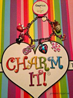 The Johns Family: CHARM IT! GIVEAWAY (ends 12/8)