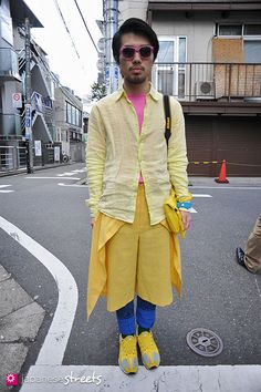 Love everything about this outfit (location: Tokyo, Japan)