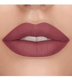 how to make makeup Matte Lipstick Shades, Best Lipstick Color, Burgundy Lipstick, Lipstick Colors, Lip Colors, Fall Lip Color, Love My Makeup, Fall Lips, How To Apply Lipstick