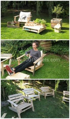 UpRAW Up-Cycled Products From Wooden Pallets