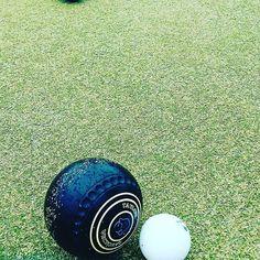 repost from @teacheronabudget - // WINNER // Barefoot bowls with the family. My winning shot. Winners are grinners! #winner #family #barefoot #bowls - #regrann