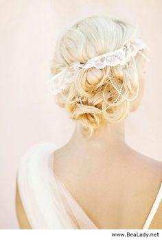 Bridal Hairstyle Idea 2014