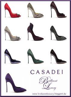 Brilliant Luxury * Casadei Fall 2015