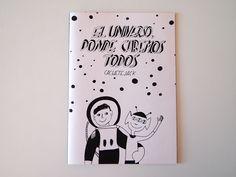 El Universo // The Univers - Paiorfa Editorial  Fanzines para niños