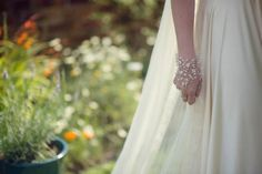 Twobirds and Teepees - A Rustic English Garden Party Wedding...