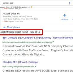 Remnant's Los Angeles SEO Agency Clients Receive New Customers with Free Traffic via Search Engine Optimization. Hire The Best Los Angeles Digital Marketing Agency Today!