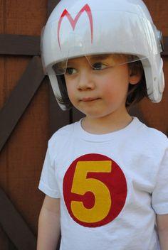 Speed Racer Mach 5 toddler T shirt