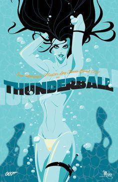 James Bond - Thunderball - MikeMahle ----