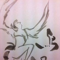 鳥男 Bird man