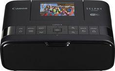 Popular on Best Buy : Canon - SELPHY CP1200 Wireless Photo Printer - Black