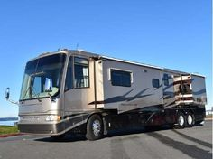 Check out this 2004 Newmar MOUNTAIN AIRE 43 listing in Everett, WA 98204 on RVtrader.com. It is a Class A and is for sale at $119950.