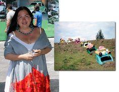 Betsabeé Romero. Mexican artist Mexican Artists, Tie Dye Skirt, Sari, People, Fashion, Amor, Artists, Saree, Moda