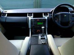 2006 #LandRover #RangeRoverSport 2.7 TDV6 S 5-door auto estate. Black. FSH. Stunning example. Click on pic shown for more. £21,495.