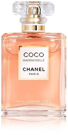 Discover COCO MADEMOISELLE Eau de Parfum Intense fragrance by CHANEL now available in two new sizes. Explore the COCO MADEMOISELLE body collection and shop the shower gel, body lotion and hair mist for more of this iconic scent. Coco Chanel Mademoiselle, Coco Chanel Parfum, Armani Parfum, Chanel Chanel, Chanel Bags, Chanel Handbags, Eau De Toilette, Perfume Collection