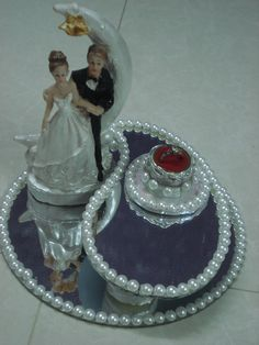 pearl tray engagement tray