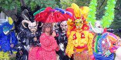 Samsung celebra el carnaval dominicano