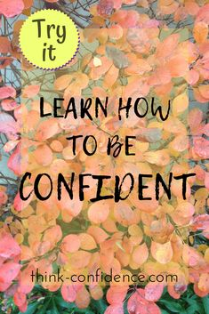 Building confidence can seem like a huge challenge. This practical solution makes sense. Click pin to find out how you can learn to be confident at work and socially. Expert advice that really works.  #confidencebuilding #buildconfidence #beconfident #selfconfidence #confidencecourse #confidenceclass #confidencetraining #learnconfidence #confidenceboost Building Self Confidence, Self Confidence Tips, Confidence Boosters, Confidence Course, Soul Searching, Public Speaking, Learning To Be, How To Better Yourself, Inspiration Quotes