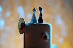 Il Cake Topper per le wedding cake. Scegli il tuo!  www.amatelier.com
