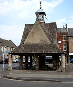 The Buttercross, Witney, Oxfordshire