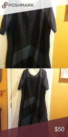 Dress Long dress,  size 26, nwo tags,  too big , deserves a home. Make me a offer. eshakti Dresses Long Sleeve